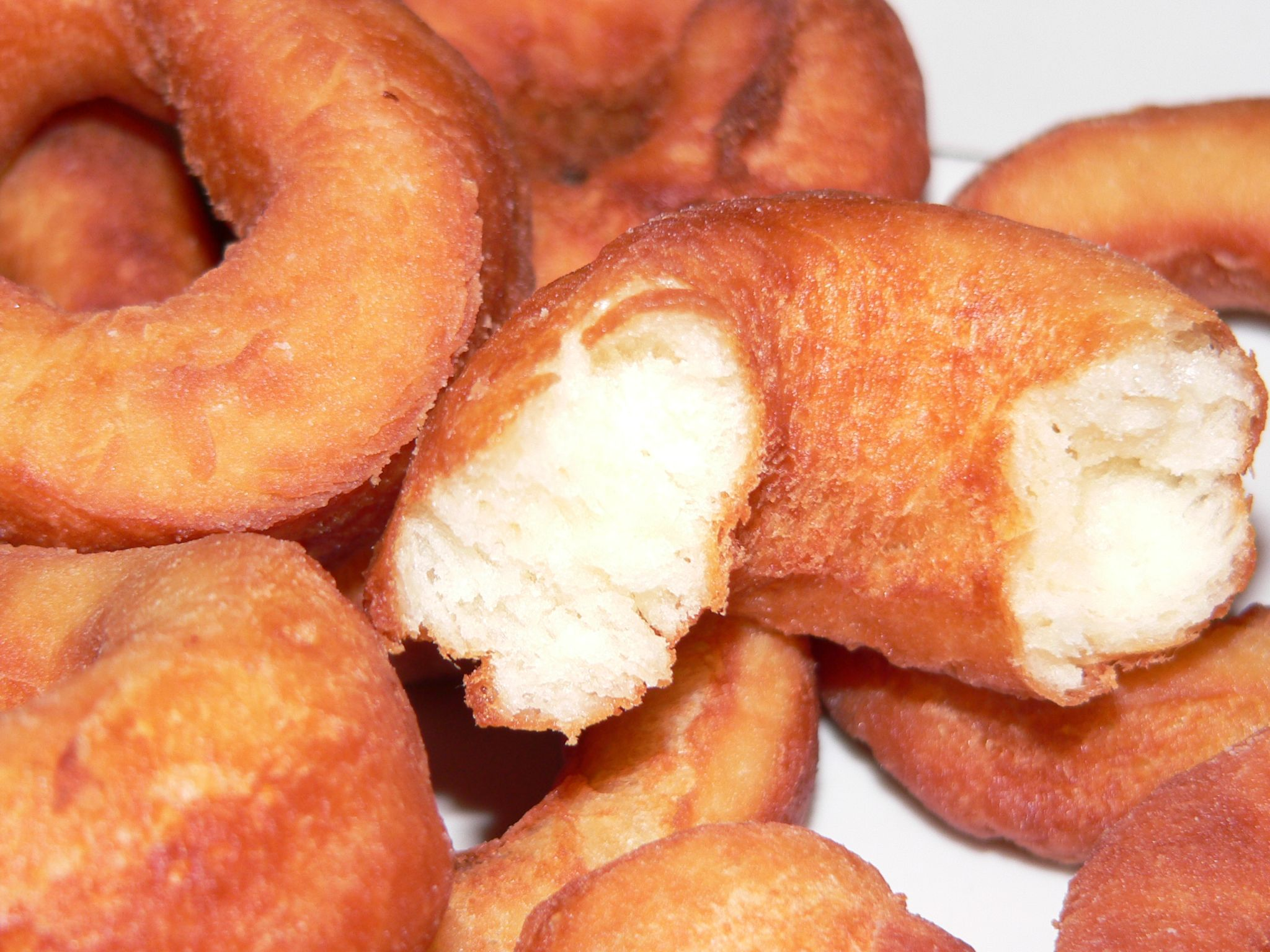 Curd doughnuts