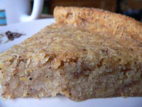 Pamelos Anderson moliūgų pyragas