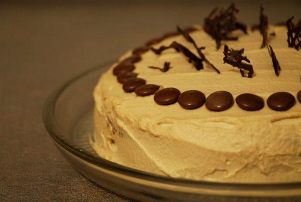 Austriškas kavos tortas