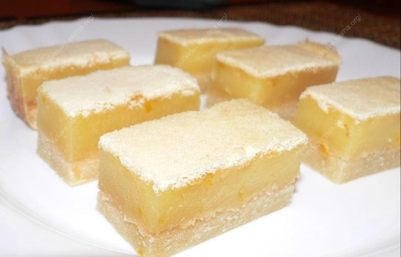 Citrininiai pyragaičiai