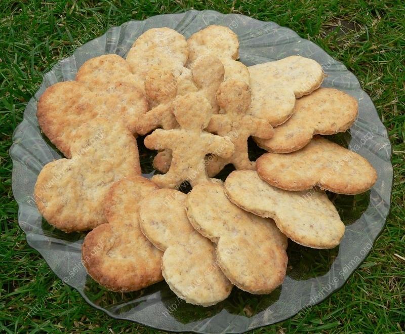 Flakes cookies