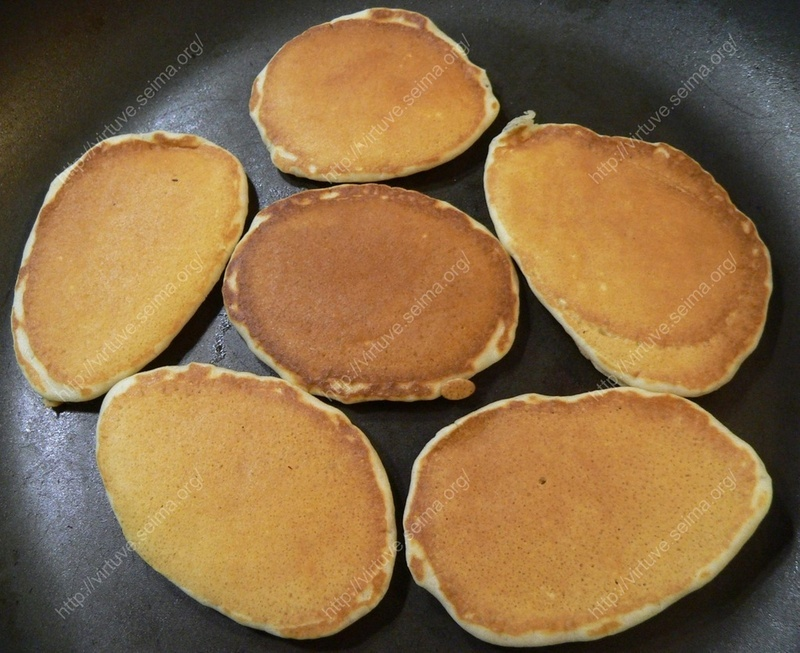 Just very tasty pancakes