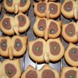 Sausainiai Pelėdos