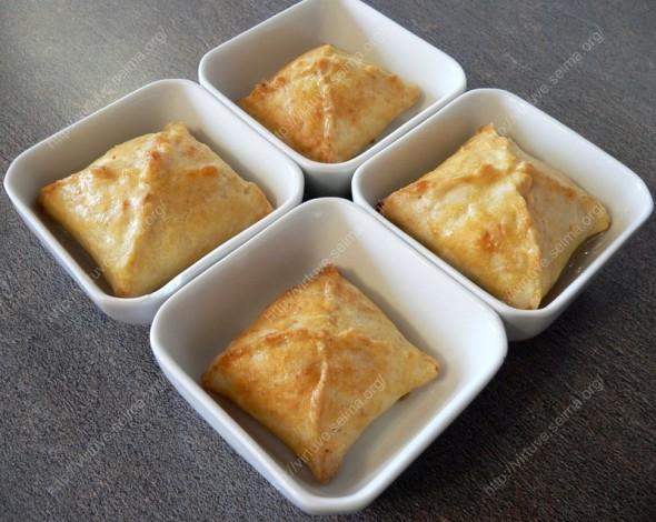 Pyragėliai su fermentiniu sūriu