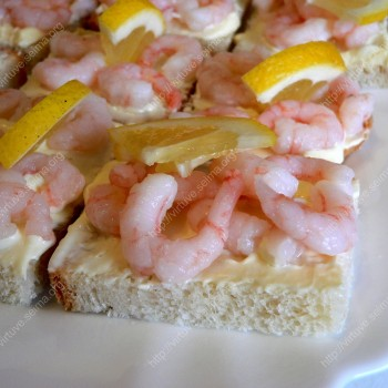 Norvegiškas sumuštinis