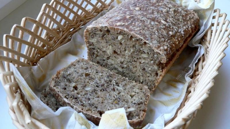 Ruginė duona su raugu