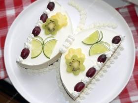 "Tortas ""Citrininis Drugelis"""