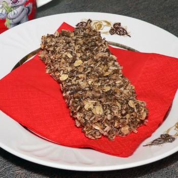 Mėgstamiausi granolos batonėliai