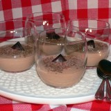 Šokoladinis jogurtas