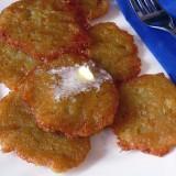 Baltarusių bulviniai blynai