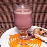 Brazilian coffee with cocoa