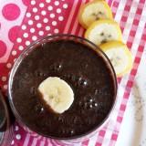 Chocolate banana shake