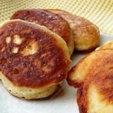 Yeasted pancakes