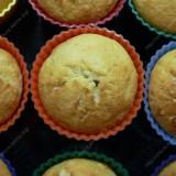 Sour milk muffins