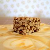 Puffed rice with Mars bars