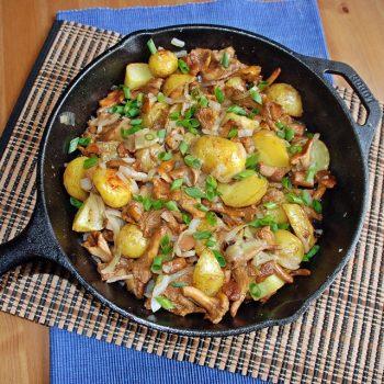 Voveraitės su bulvėmis