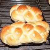 Buns Maize with yeast