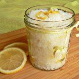 Cukraus šveitiklis su citrina