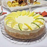 Citrininis maskarponės tortas