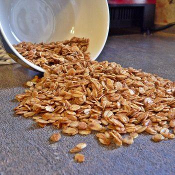 Paprasčiausia granola