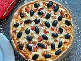 Graikiškas pyragas su fetos sūriu