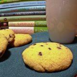Avinžirnių miltu sausainiai su šokoladu